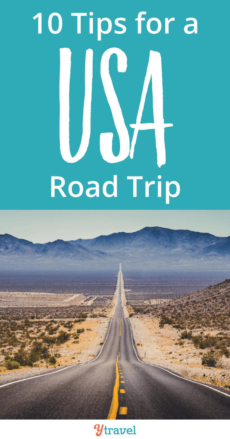 Are you planning a USA road trip? Here's 10 things you should know before you road trip in the USA especially for Aussies.