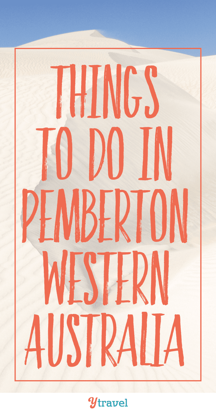 Check out these awesome things to do in Pemberton Western Australia. Pemberton offers loads of fun and outdoor adventures for the entire family.