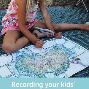 Australia road trip kids memories