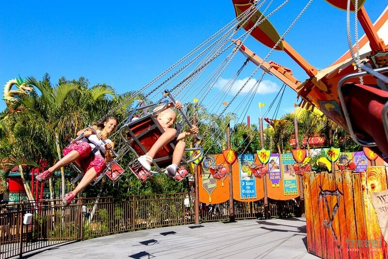 Dreamworld, Queensland, Australie
