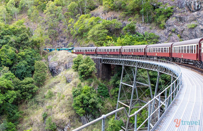 Kuranda Scenic Railway, Cairns, Queensland