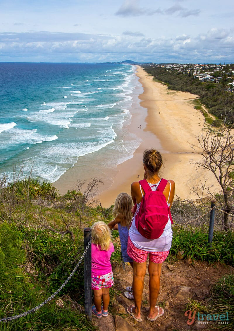 Parc national de Noosa Heads, Queensland, Australie