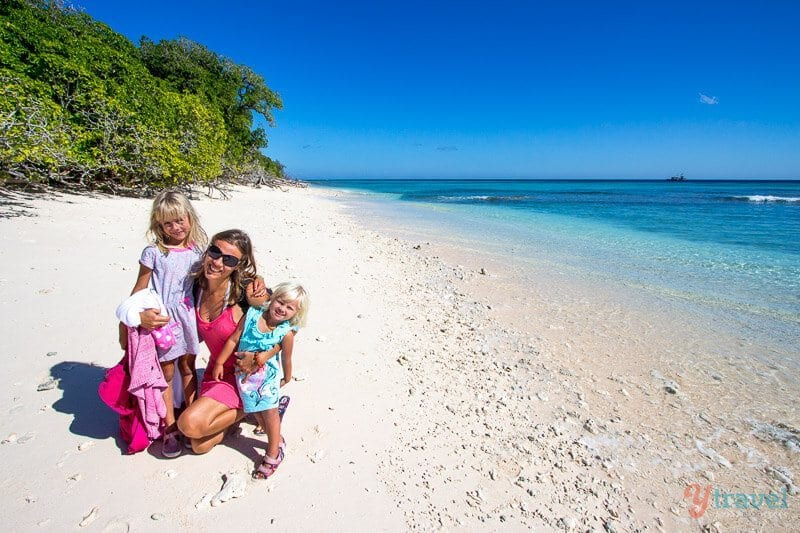 Lady Musgrave Island, Queensland, Australie