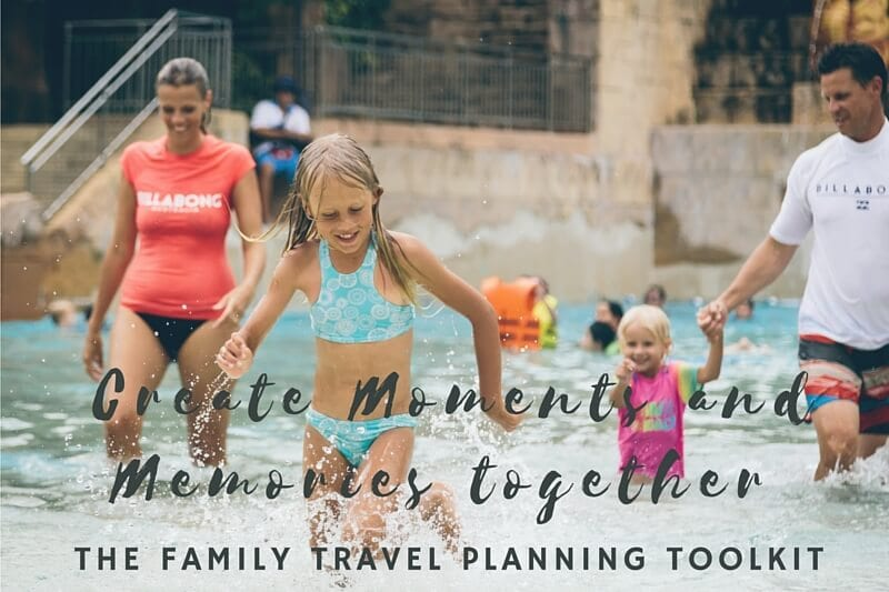 The Family Travel Planing Toolkit