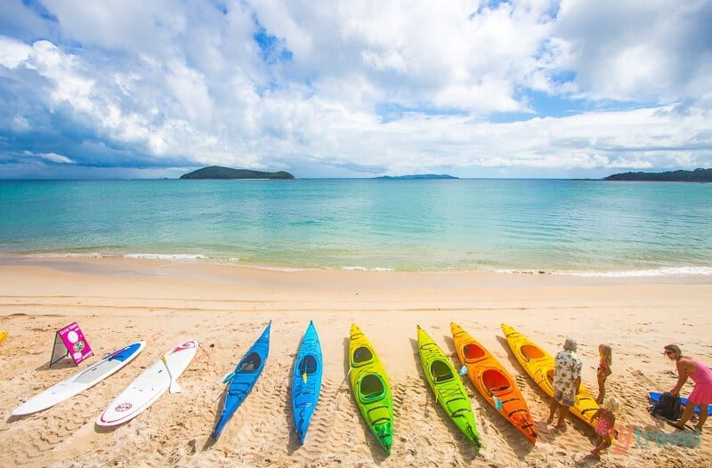 Great Keppel Island, Queensland, Australie