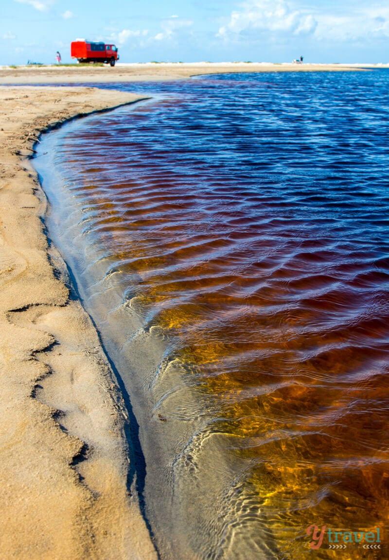 Moreton Island, Queensland, Australia