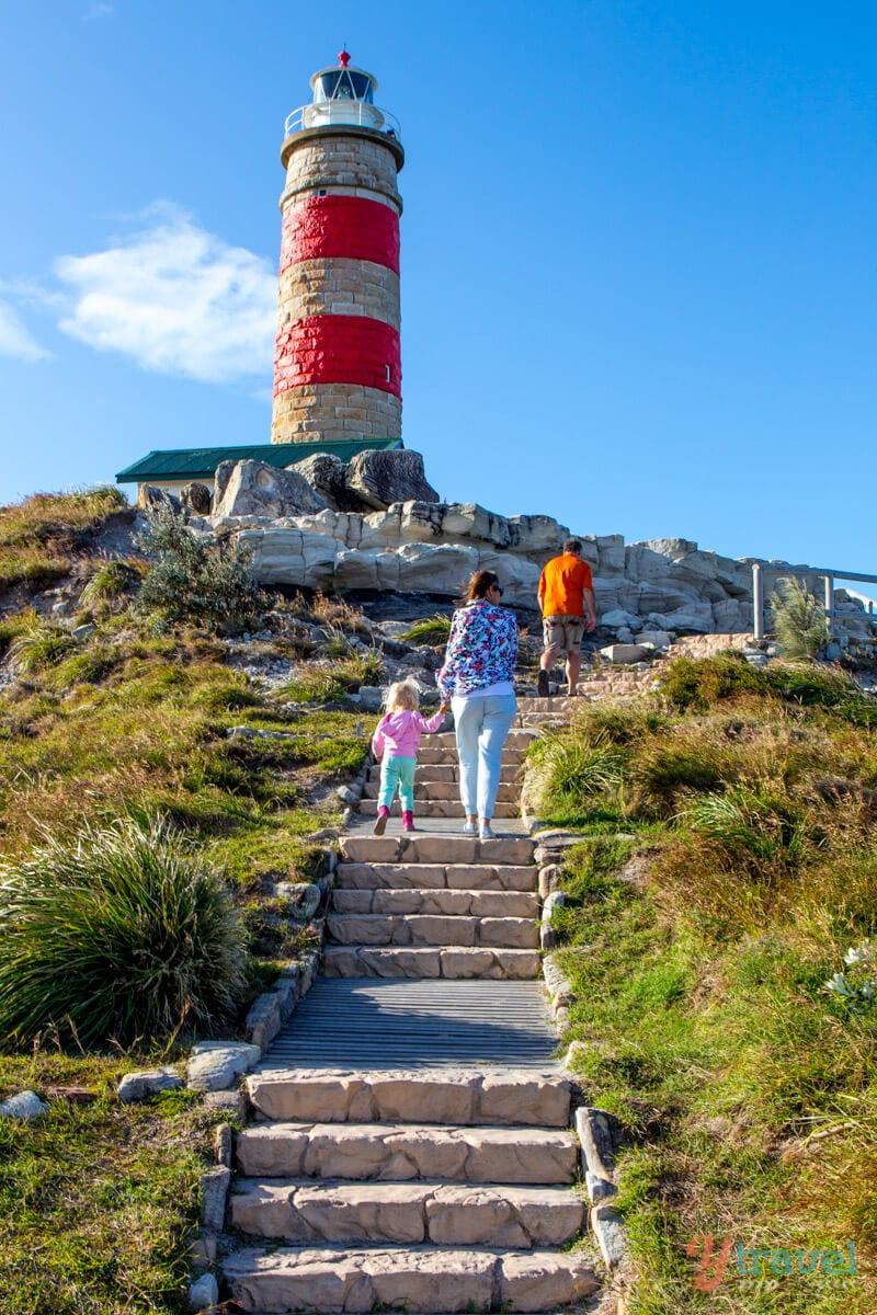 Cape Moreton Lighthouse, Queensland, Australia