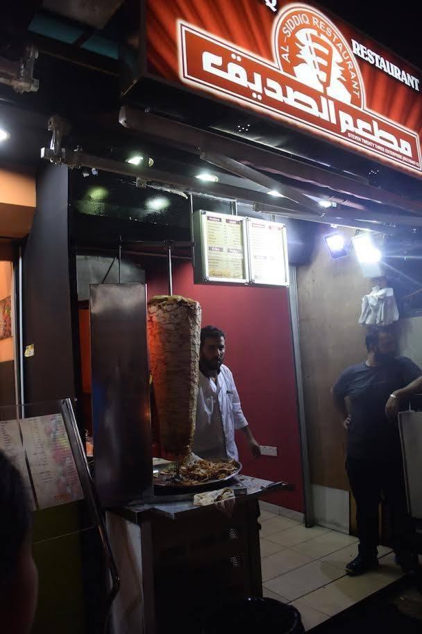 Arab street Kuala Lumpur