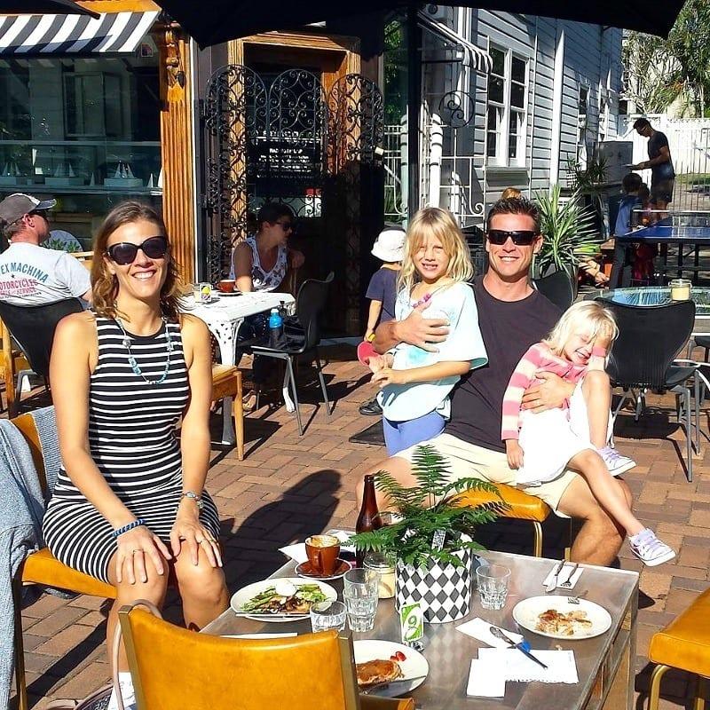 Commune Cafe, Burleigh Heads, Gold Coast, Queensland, Australia