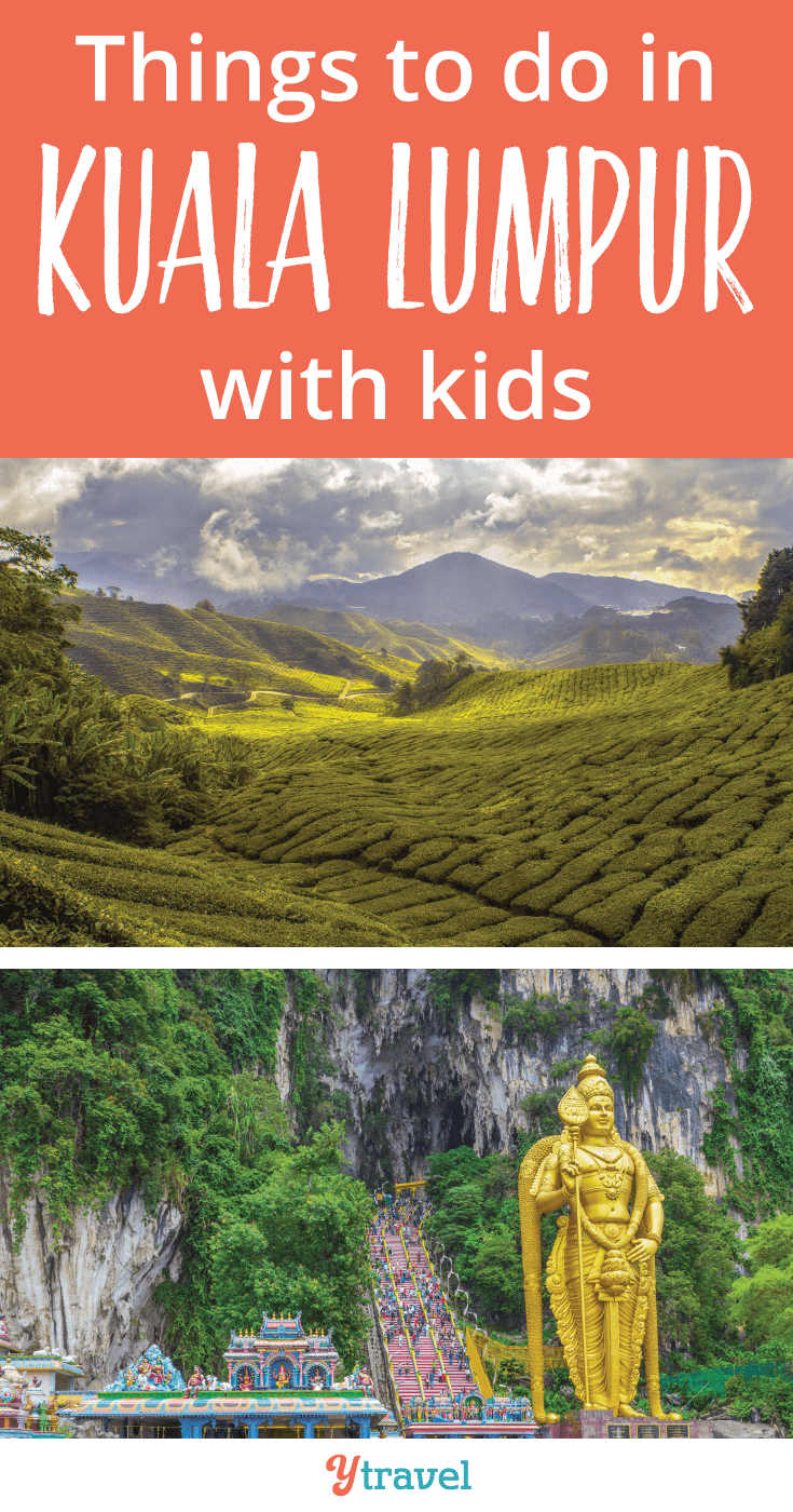 Planning a family trip to Malaysia soon? We've got you covered with plenty of things to do in Kuala Lumpur with kids.