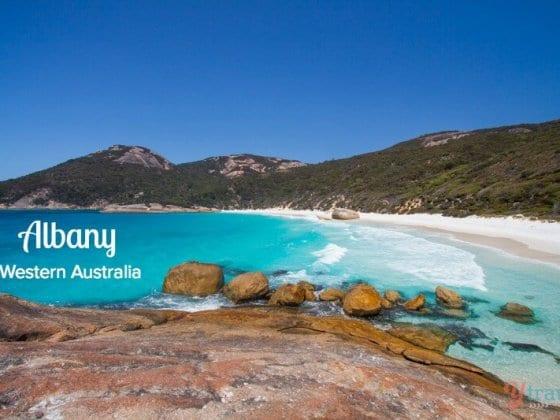 Exploring Albany in Western Australia