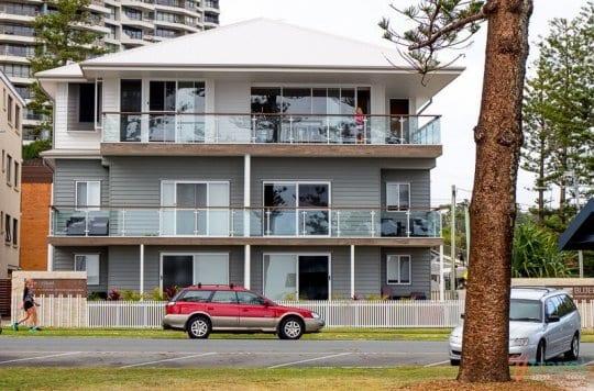 Bujerum Apartments, Burleigh Heads, Queensland