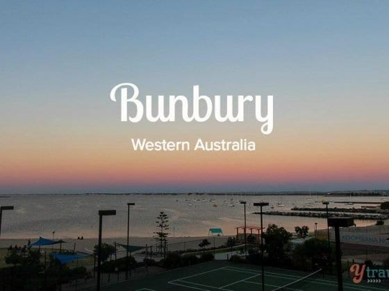 Consider Bunbury Your Next Getaway from Perth