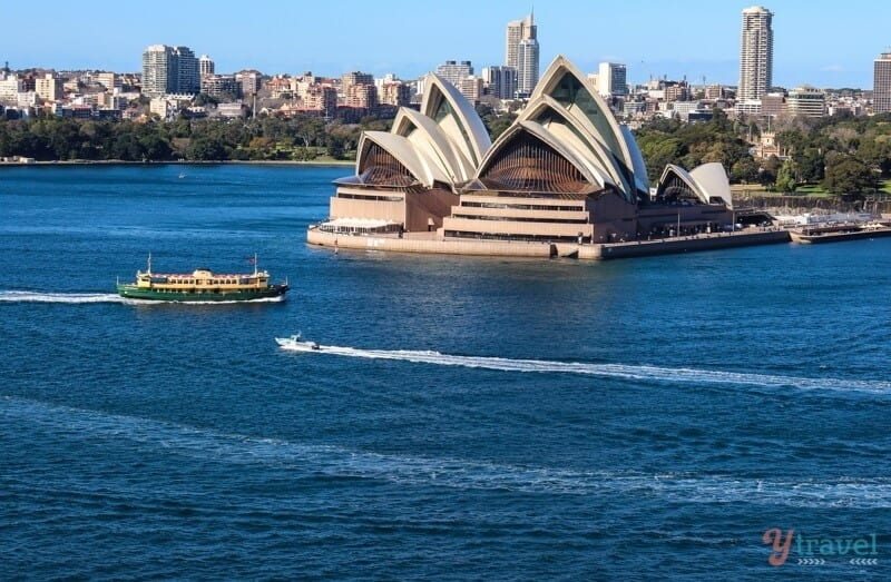 44e25e86d1172 ... destination for Australia Sydney Harbour and Opera House