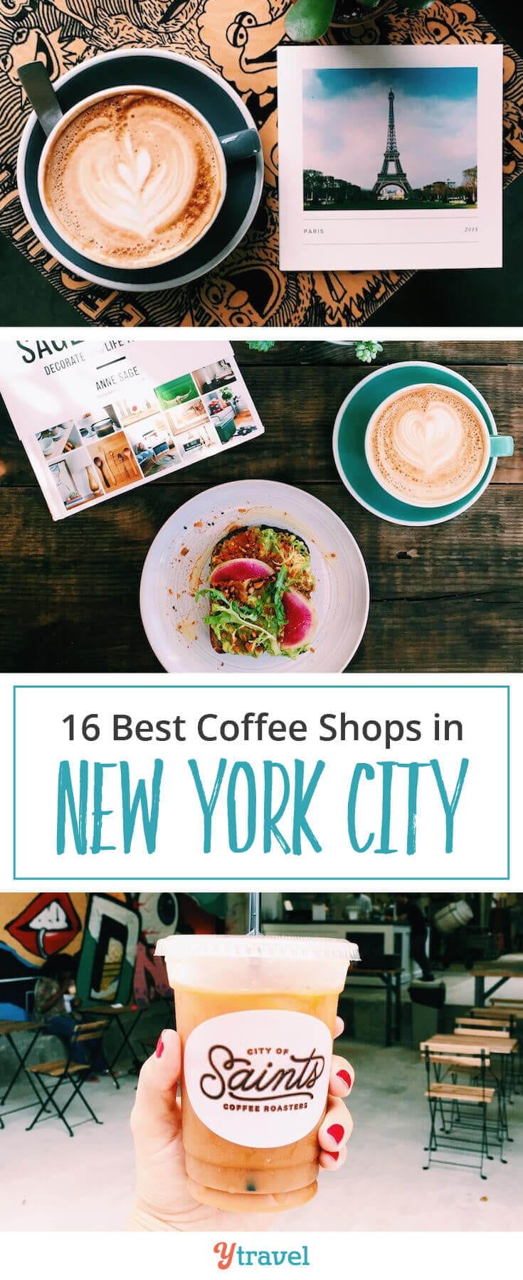 Best coffee shops in NYC. Want to drink coffee with the locals in New York City? Skip the chains and check out these 14 coffee shops in NYC that the locals love!