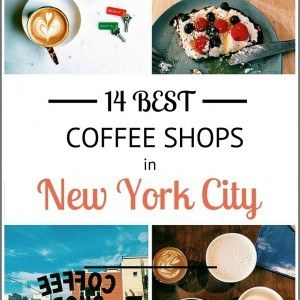 14 of the best coffee shops in NYC that the locals love!