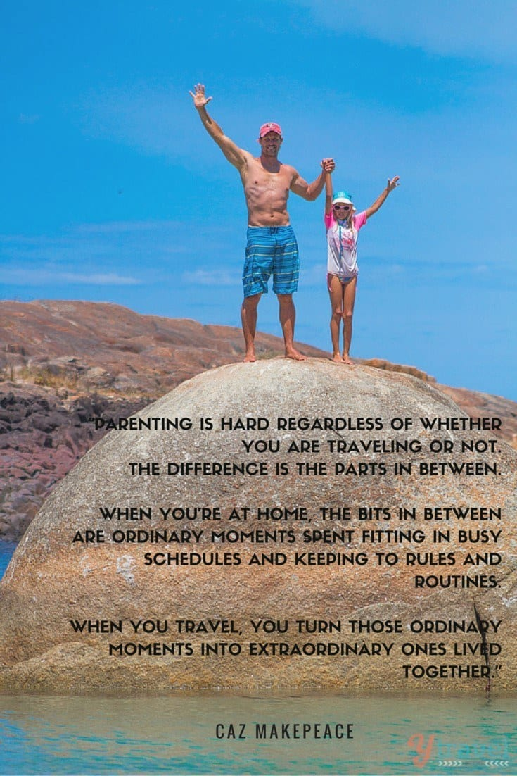 family travel benefits