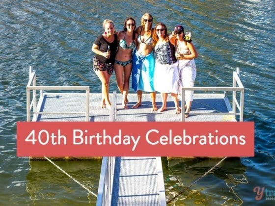 40th Birthday Party – Renting a Holiday Home on the Gold Coast