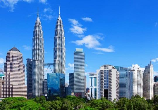 Exploring Kuala Lumpur as a family