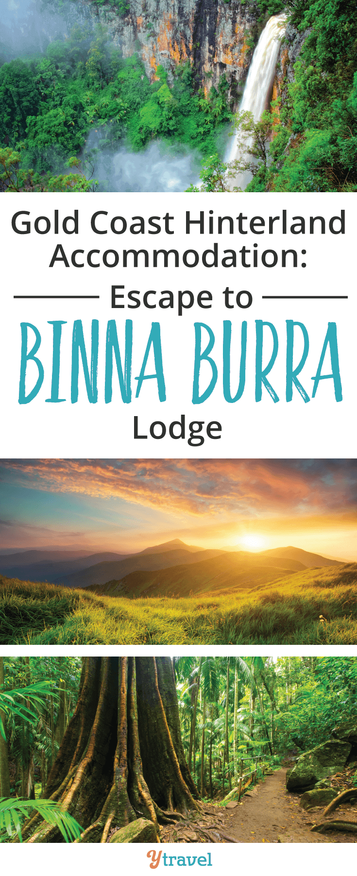 Looking for an awesome weekend getaway? Check out the Gold Coast Hinterland Accommodation at Binna Burra Lodge!