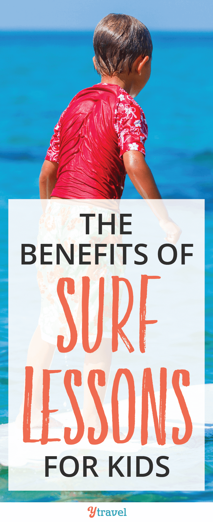 Are you a surfer or are you considering surf lessons for your kids? Discover the awesome benefits of surf lessons for kids.