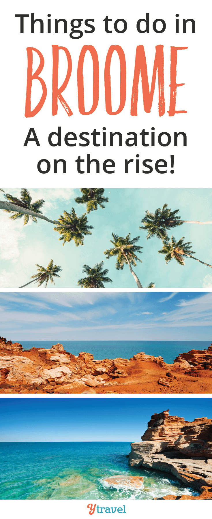 Explore this list of things to do in Broome, Western Australia. A destination on the rise!