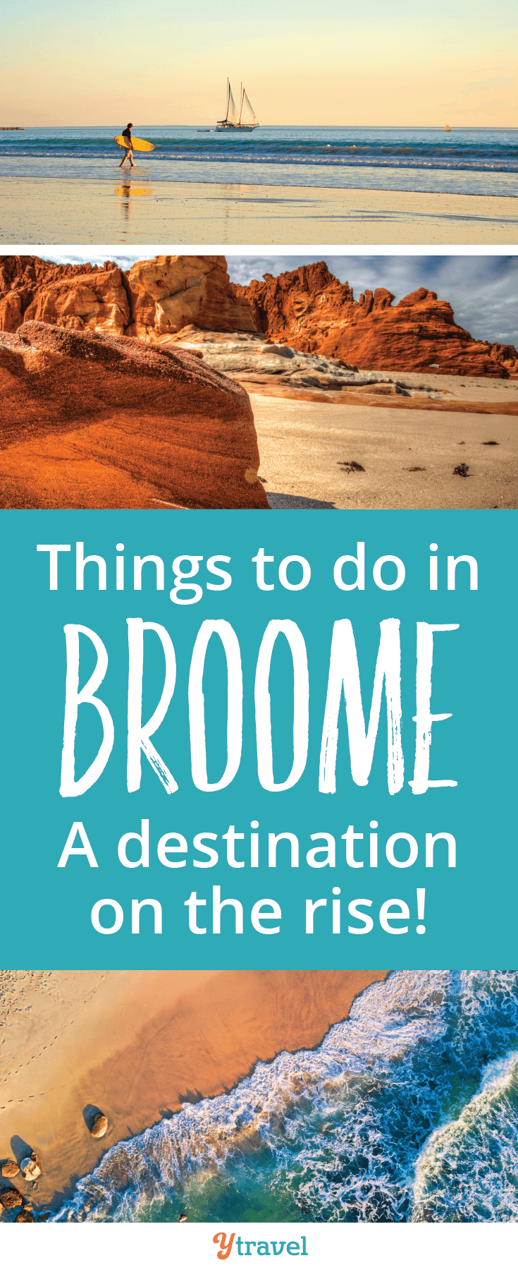 Explore this list of things to do in Broome, Australia. A destination on the rise.