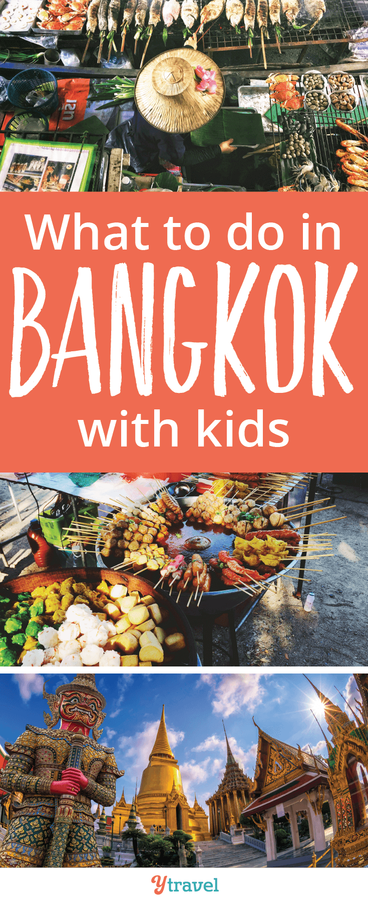 Looking to Bangkok for a family vacation? We've got you covered for what to do in Bangkok with kids!
