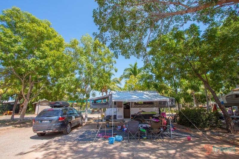 Cable Beach Caravan park