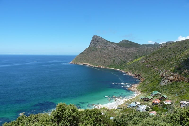 Just a short drive from Cape Town, the Cape Peninsula, with Cape Point at its end, offers stunning coastline and plenty of outdoor activities