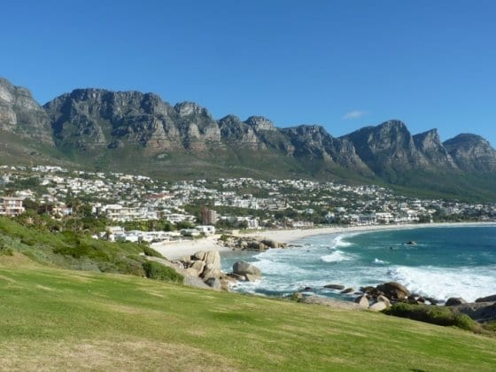 Exploring Cape Town and South Africa's wine region