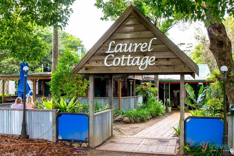 Laurel Cottage - Lamington National Park, Gold Coast Hinterland, Australia