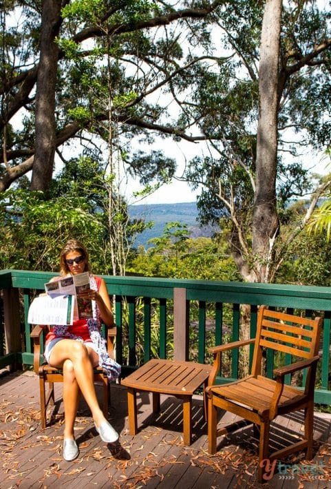 Binna Burra Mountain Lodge, Lamington National Park, Gold Coast Hinterland, Australia