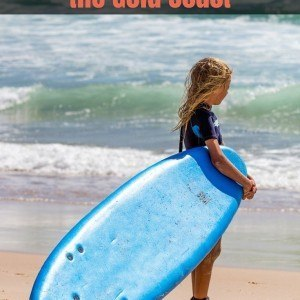 Learn to surf kids Gold Coast