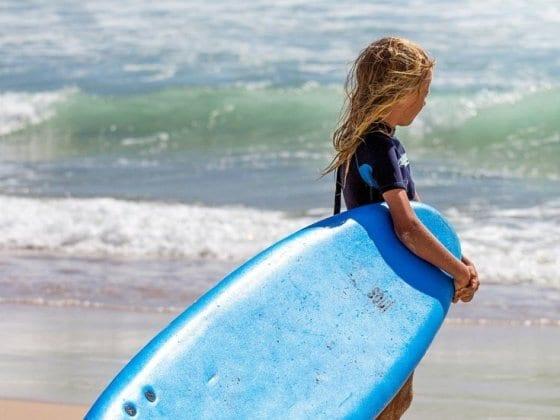 Is Kalyra a future Gold Coast world surf champ?