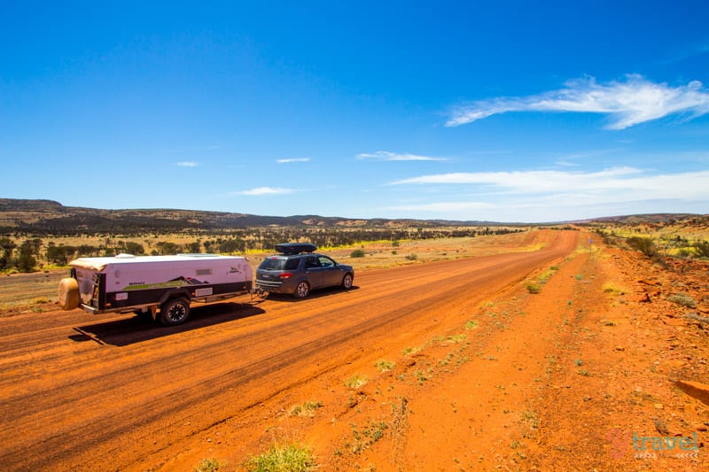 "Drive the ""Red Centre Way"" and visit Outback Australia in the Northern Territory"