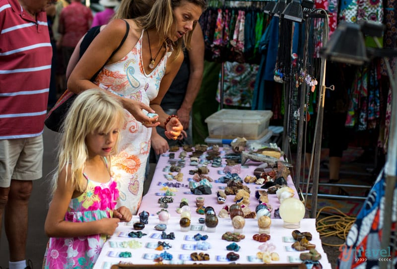Mindil Beach Markets in Darwin - Northern Territory of Australia