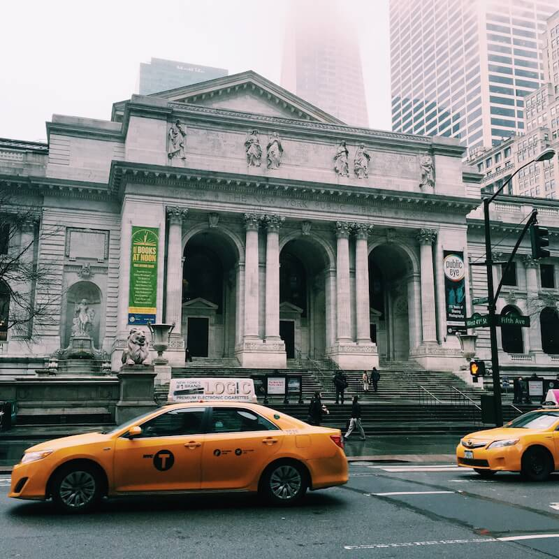 New York City Public Library - One of the best Free things to do in NYC