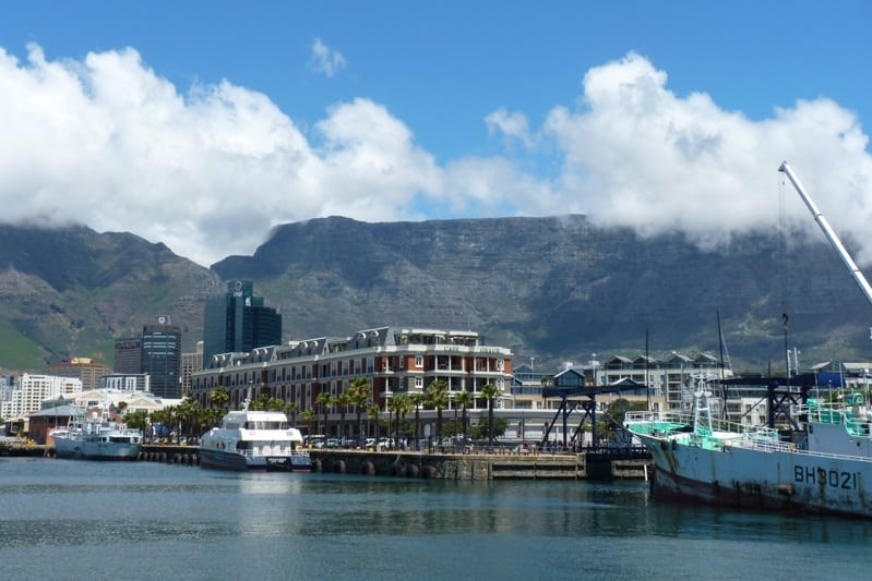 The Victoria and Albert Waterfront is Cape Town's premier destination for food, shopping and entertainment