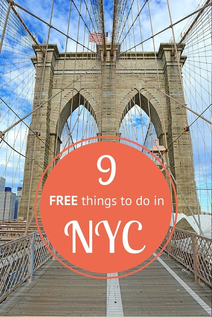 9 free things to do in nyc