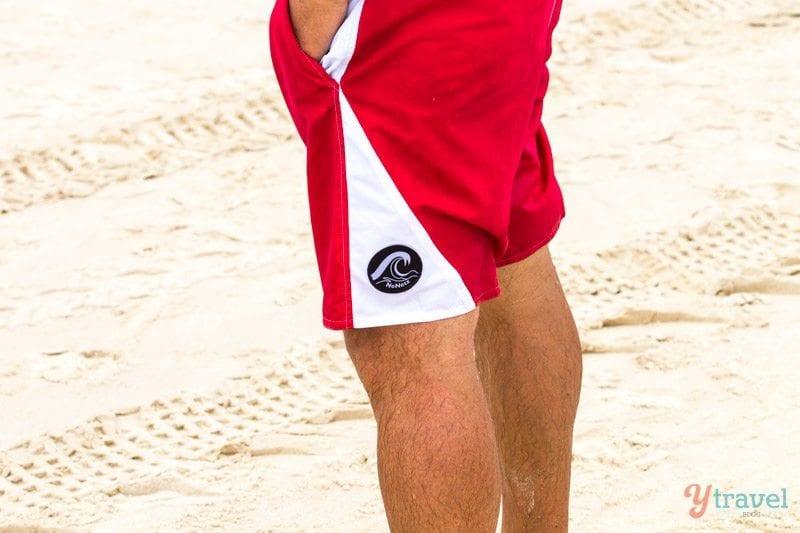 The anti-chafe NoNetz Boardshorts