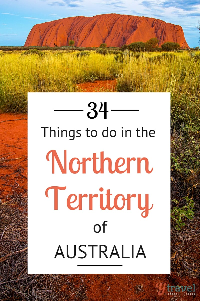 34 Experiences to Have in the Northern Territory