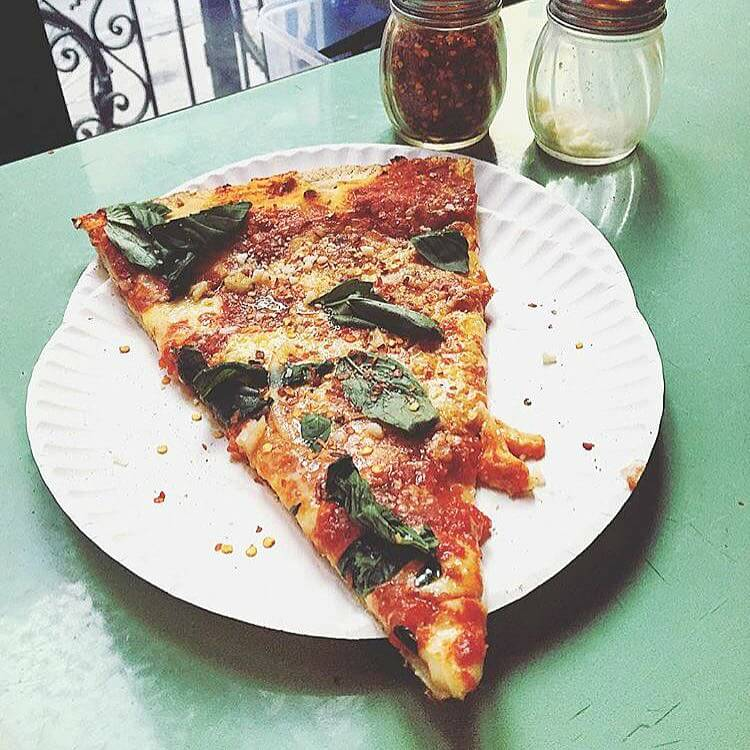 Artichoke Pizza - One of the iconic places to Eat in NYC