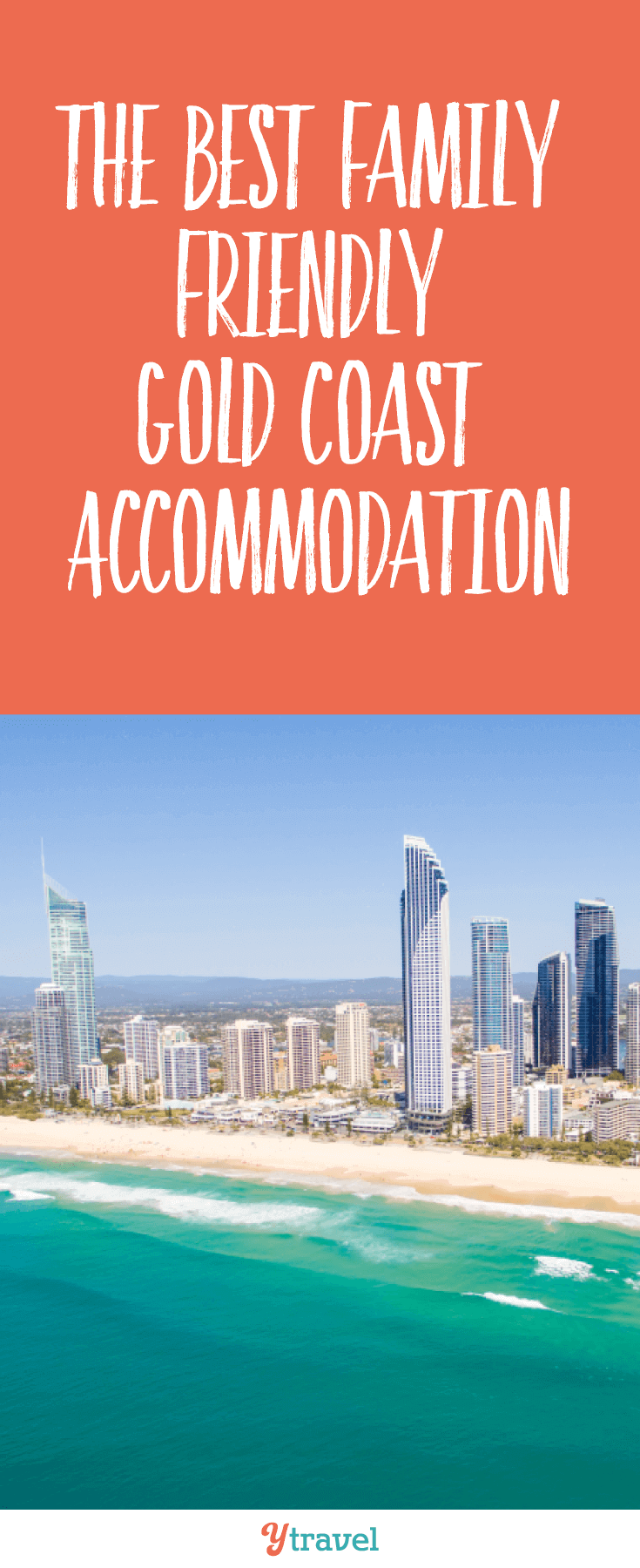 Looking for the best family friendly accommodation on the Gold Coast? Check out these 16 places to stay from budget to luxury and based on personal experience.