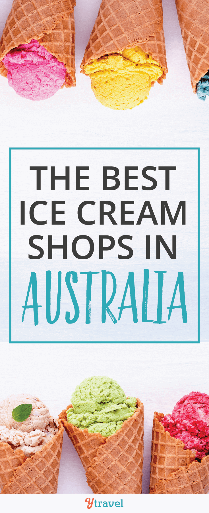 On the hunt for the best ice cream shops in Australia? Look no further!