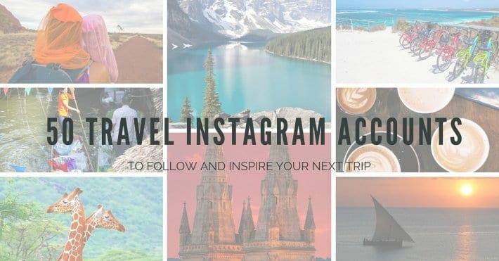 50 travel instagram