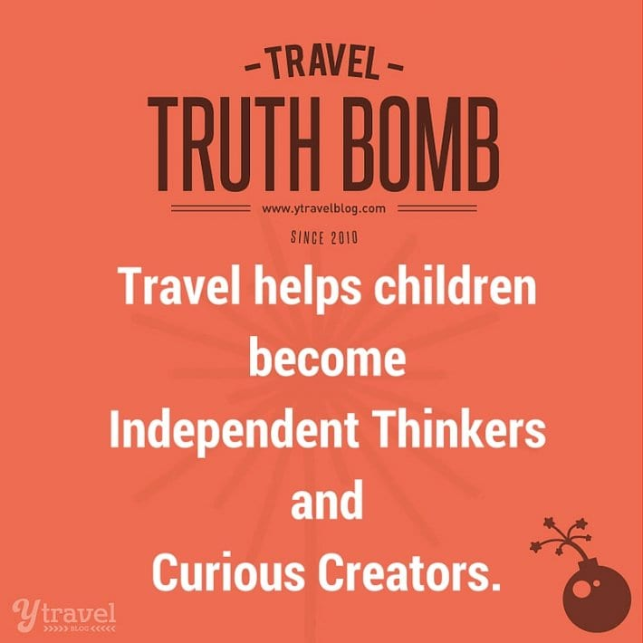 family travel homeschooling