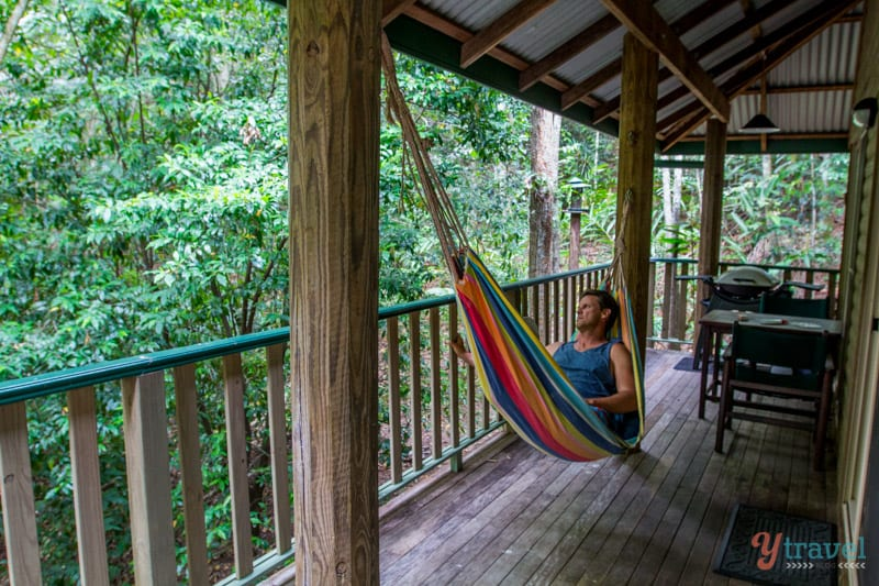 Narrows Escape Rainforest Retreat - Sunshine Coast Hinterland, Queensland, Australia