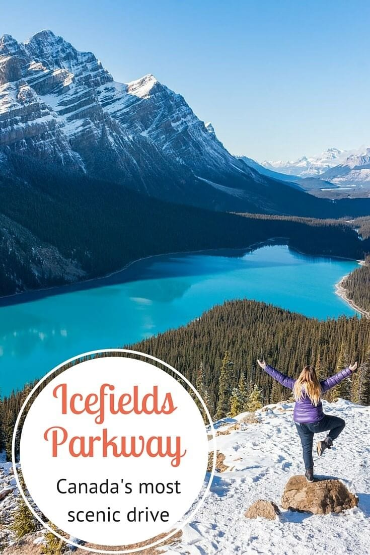 Icefields Parkway: The Most Scenic Drive In Canada
