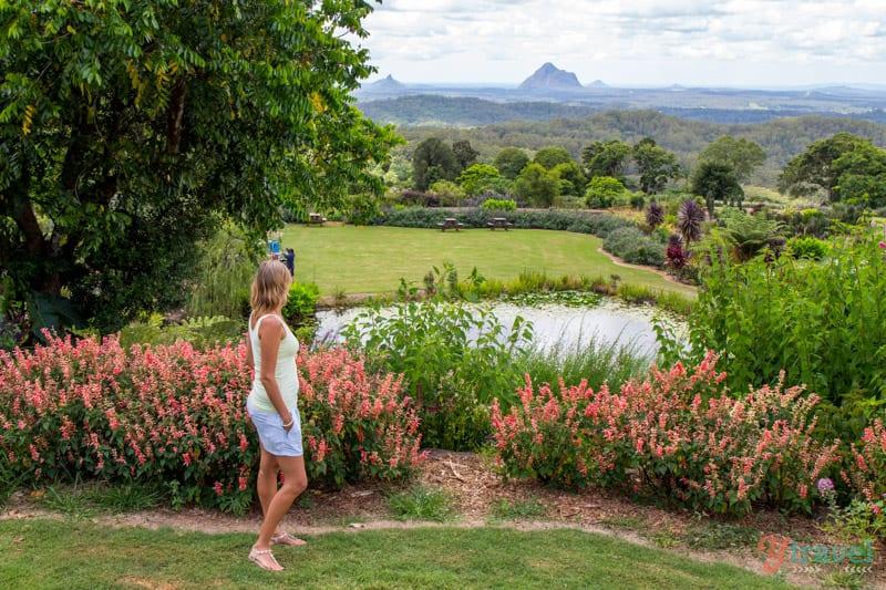 Maleny Botanic Gardens - Sunshine Coast Hinterland, Queensland, Australia